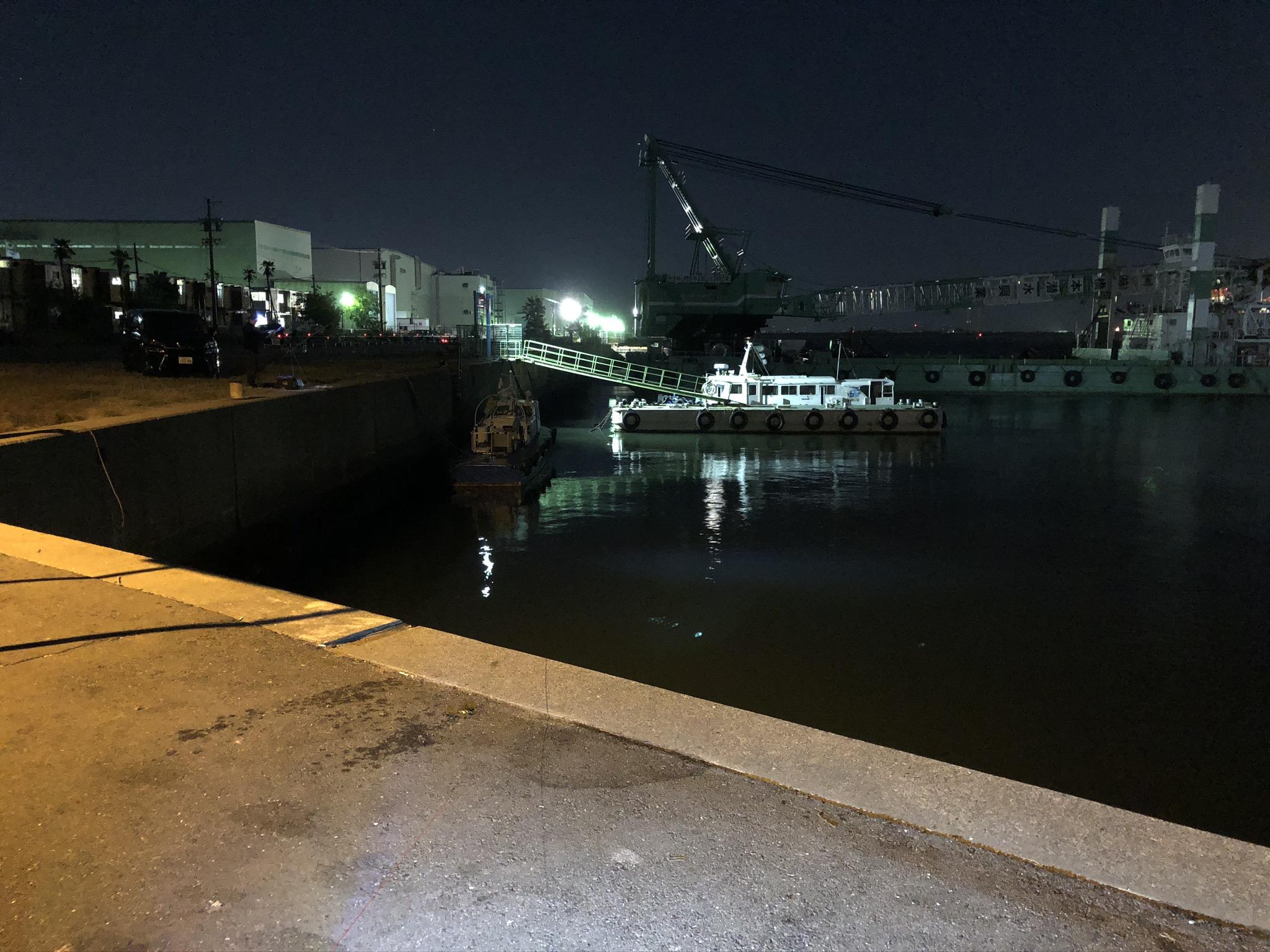 名古屋港 ヒイカ